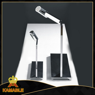 Good quality stainless steel table lamps (KAT6065)
