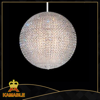 Modern style Crystal ball project chandelier(KA130)