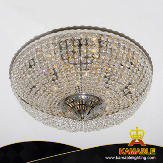 Round Shape Luxurious Design Crystal Hotel Lobby Chandelier(KA518-C)