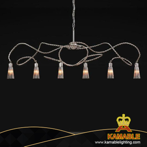Home Decoration Suspension Lamp Modern Restaurant Pendant Light (KAMX-113)