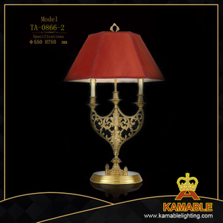 Indoor elegant modern design table light (TA-0866-2)