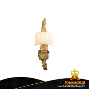 High Quality Indoor Copper Brass Wall Light (KAW18-090)
