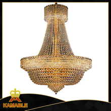 Project clear color crystal Chandelier(YHC2036 L24)