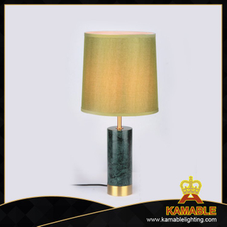 Modern bedroom bedside designer LED brass table lamp (RST9067S-BG)