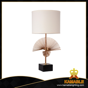 White Decoration Modern Lighting Marble Table Lamp(TL3096)