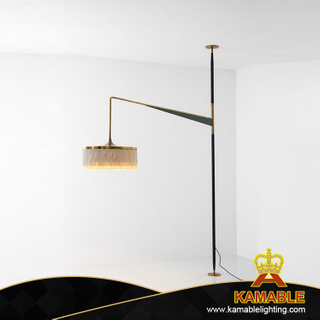 New Silk Fringe Metal Ceiling Floor Lamp (KAFLX02)
