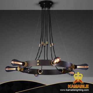 Modern Graphite Metal Pendant Lighting (KAL04A)