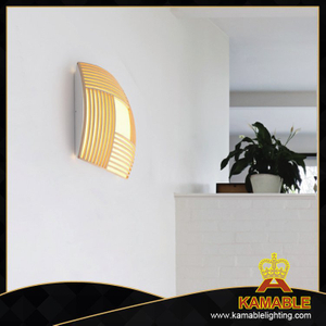 Hotel guest room good quality wooden wall light(MB8157)