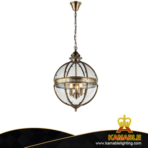 Industrial dining room decorative pendant lighting ( KABC06-3)