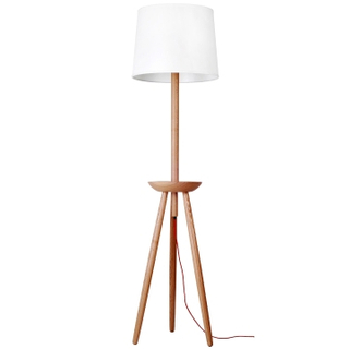 Top grade drawingroom lamp wood floor lamp (LBMD-DL)