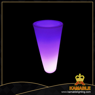 LED Lighting Decorations LED Illuminated Flowerpot (E002)