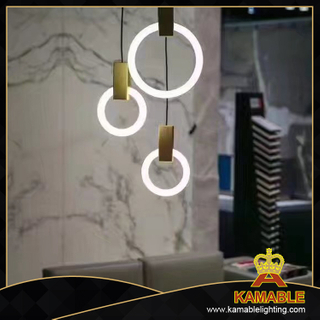 New Hanging Wood LED Pendant Lamps (KA-AYH01)