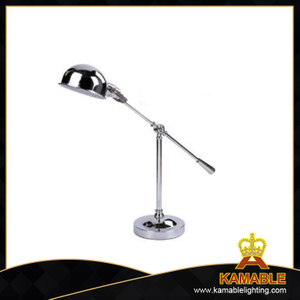 Contmporary Silver Decorative Studio Table Lamps (MT4030)