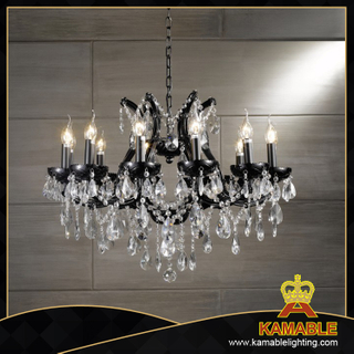 Best design hotel lobby Maria Theresa chandeliers(60101-12L )