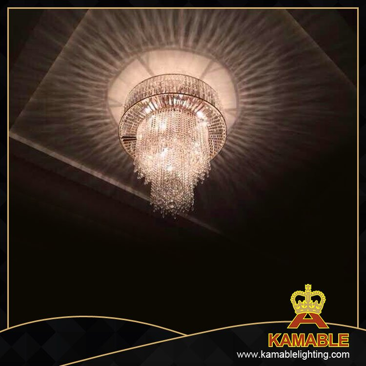 Lobby Project Luxury Crystal Chandelier(KA1048)