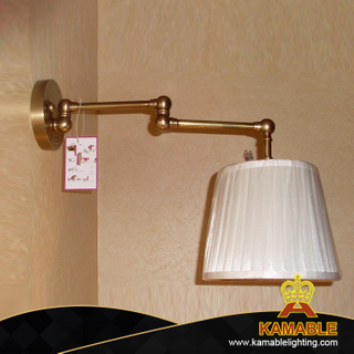 Decorative adjustable Brass Wall Lighting (WL574-1 )