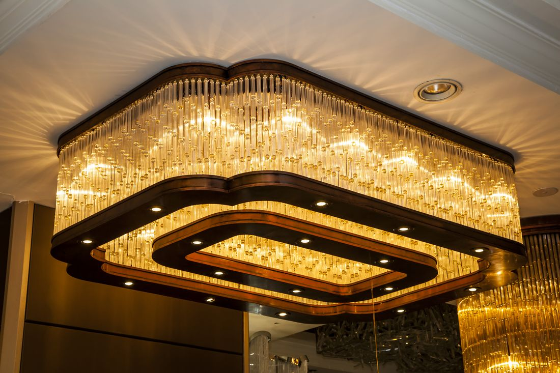 Luxury lighting illumination hotel project lighting (KA227)