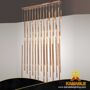 Modern Metal Hotel Lobby Pendant Lighting (MD1302B-54)