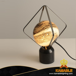 New Modern Indoor Decorative Planet Desk Lighting (KAT8306-S)