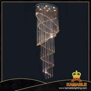 Clear crystal GU10 ceiling lamps ( MP86080-8)