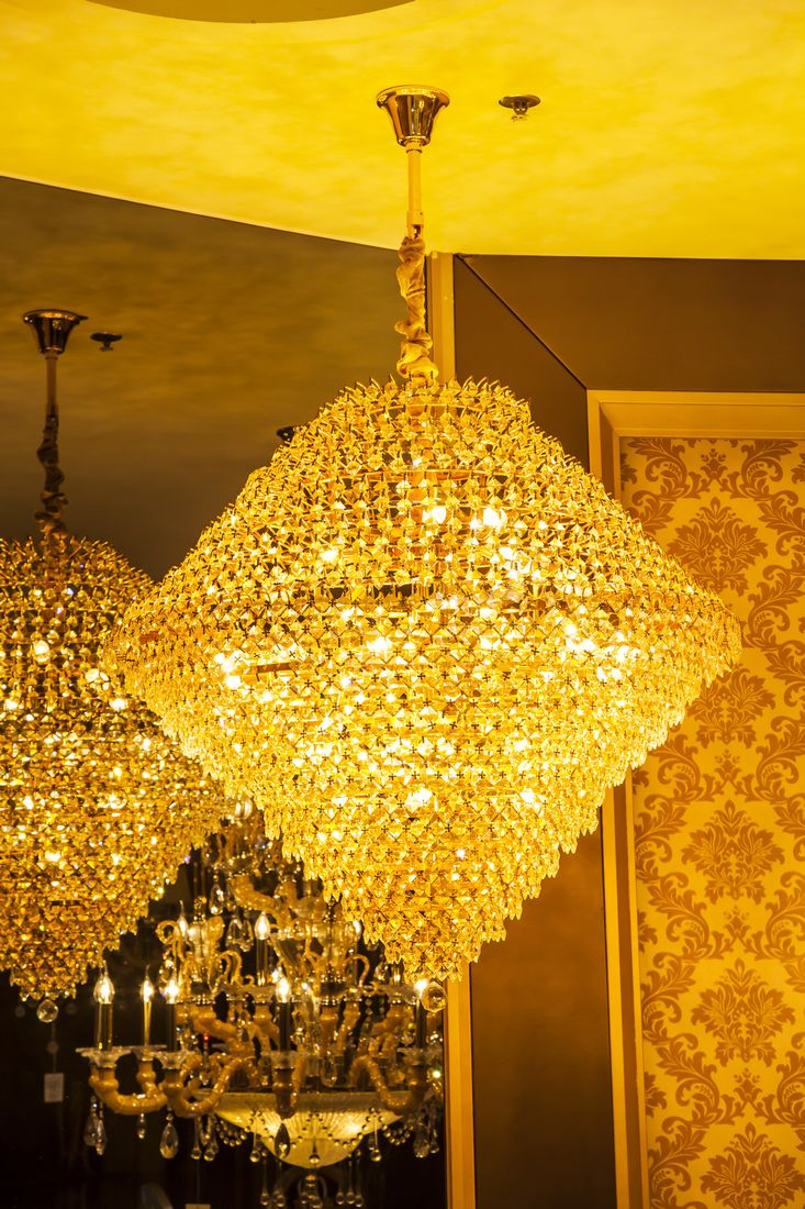 Villa Hall Home Hotel Lobby Large Crystal Chandelier Lighting (KA247)