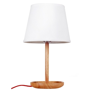 Simple modern wood table lights for livingroom (LBMT-MD)