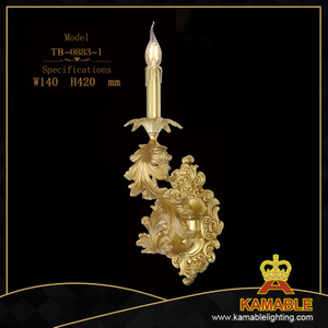 Brass luxury home decoration wall light (TB-0883-1)