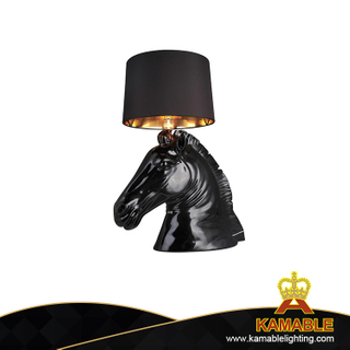 Animals style decorative indoor modern fiberglass table lamp (MT5073-B)