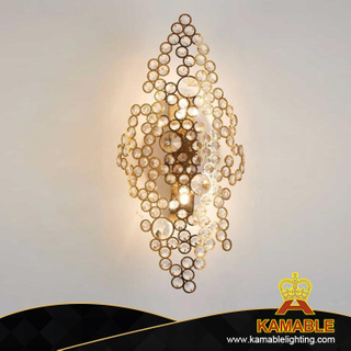 Hotel Lighting Golden Decoration Luxury Wall Sconce