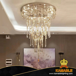 Hotel Elegant modern design Customs made lighting (KA09051)