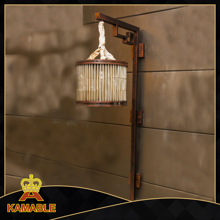 Top Quality Modern Wall Mounted Light Hotel Bedside Wall Lamp (KA263W )