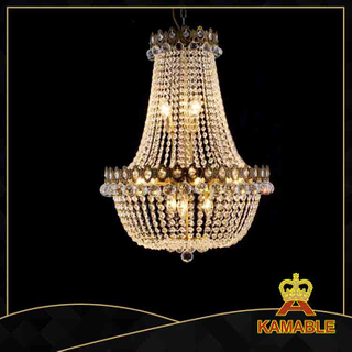 Crystal chain project chandelier(0904-12L)