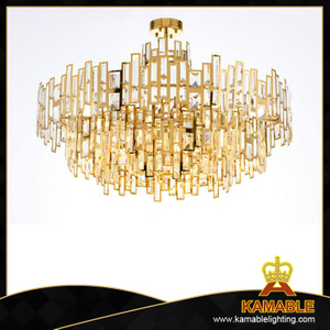 Contemporary Hotel project ceiling lighting (KAP17-026)