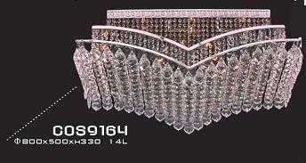 Classical Crystal Ceiling Lamp (cos9164)