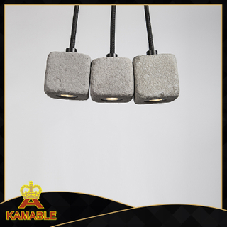 Home decorative cement pendant light (KC155P-1 )
