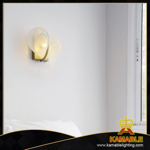 Guest room decorative glass wall lamp (MB8151-1 )