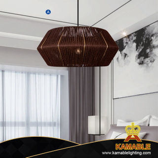 Modern Decorative Weave Pendant Light (KAS8A006-A)