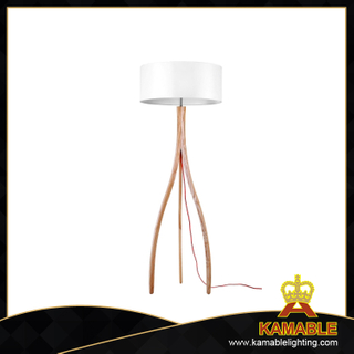 Guest room high quality branch wooden floor lamp(LBMD-ZY)