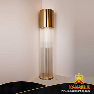 New Modern Home Decorative Glass Floor Lamp (KAF8K156)